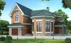 Проект кирпичного дома 36-81