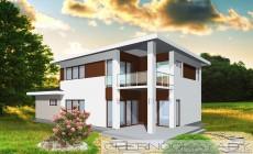 Проект дома №1505