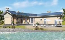 Проект кирпичного дома 41-62