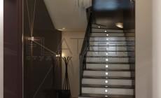 Дизайн дома 350 кв.м в стиле арт-деко