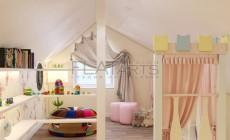 Дизайн дома 260 кв.м в стиле классика с элементами прованса.