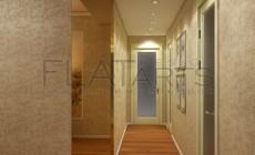 Дизайн квартиры неокласика с элементами эклектики 115кв.м.