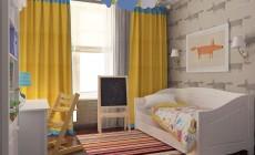 Детская в квартире в Санкт-Петербурге