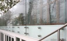 Стеклянные конструкции  Юникон Гласс