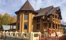 Деревянные дома от производителя
