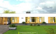 Готовый проект дома - Сочинский - Ульяновск