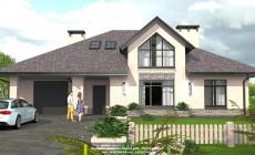Готовый проект дома - Костромской - Ульяновск