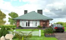 Готовый проект дома - Карельский - Ульяновск