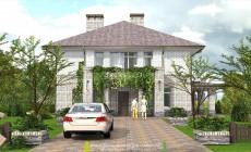 Готовый проект дома - Сибирский - Ульяновск