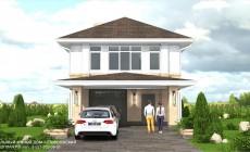 Готовый проект дома - Поволжский - Ульяновск