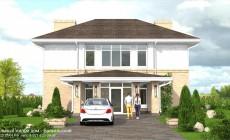 Готовый проект дома - Байкальский - Ульяновск