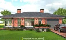 Готовый проект дома - Тагильский - Ульяновск