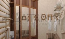 Дизайн проект банного комплекса 130 кв.м.