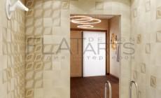 Дизайн проект банного комплекса 130 кв.м. Купель