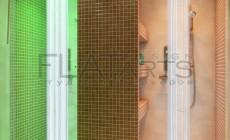 Дизайн проект банного комплекса 130 кв.м. Душевая