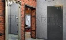 Фотографии дома в стиле лофт 180 кв.м. после ремонта