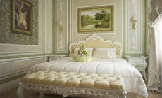 Спальня для гостей в частном доме