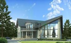 Проект кирпичного дома 36-89