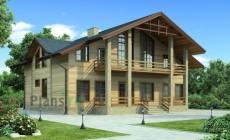 Проект кирпичного дома 36-94