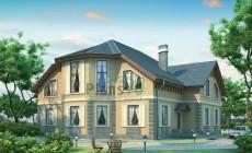 Проект кирпичного дома 36-98