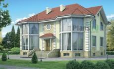 Проект кирпичного дома 36-99