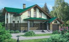 Проект кирпичного дома 37-04