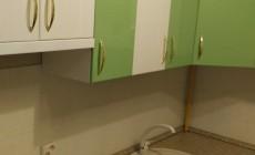 Кухня в зеленых тонах от Premier Garden