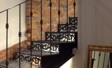 Проектирование, изготовление и монтаж лестниц в СПб и ЛО.