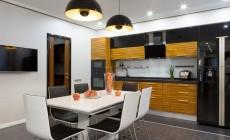 Кухня Miraclo (прямой гарнитур)