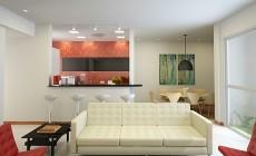 Гостиные в проектах для квартир и загородных домов