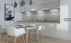 Дизайн кухни гостиной в современном стиле