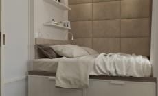 Спальня 10 кв. м