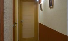 Коридор 10 кв. м в четырехкомнатной квартире