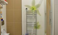 Ванная комната 7 кв. м в четырехкомнатной квартире