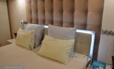 Спальня 20 кв. м в четырехкомнатной квартире