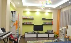 Детская игровая комната 20 кв. м на втором этаже загородного дома