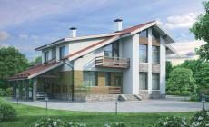 Проект кирпичного дома 37-27