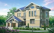 Проект кирпичного дома 37-46