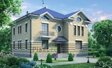 Проект кирпичного дома 37-47