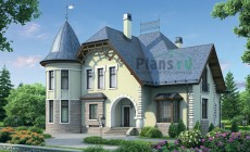 Проект кирпичного дома 37-51
