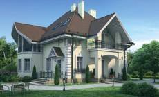 Проект кирпичного дома 37-52