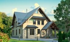 Проект кирпичного дома 37-83
