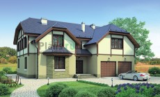 Проект кирпичного дома 37-95