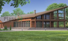 Проект кирпичного дома 38-31