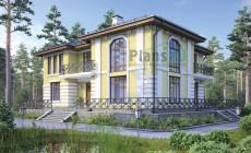 Проект кирпичного дома 38-48