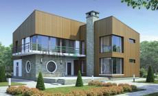 Проект кирпичного дома 38-49