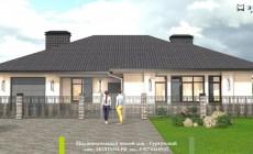 Сургутский - Экоплан - Готовый проект дома - Ул