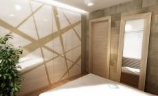 Облицовка стен стеклом