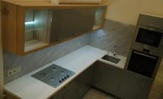 Кухонный гарнитур с декоративной подсветкой от Premier Garden