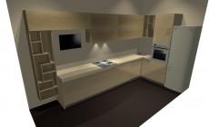 Кухня в эко стиле от Premier Garden